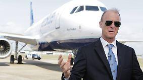 """Enders: """"Brauchen frische Kräfte"""": Umstrittener Airbus-Chef tritt 2019 ab"""