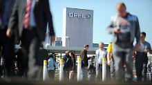 Bei Opel müssen die Personalkosten runter.