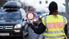 Einreise mit falschen Papieren: Bayern fordert bundesweite Grenzkontrollen