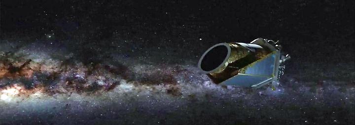 Forscher googeln durchs Universum: Künstliche Intelligenz entdeckt neuen Planeten