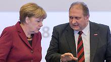 """Warten auf die GroKo: Handwerk befürchtet """"Wohltatenpolitik"""""""