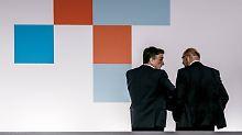 """Ende als """"Wackeldackel""""?: SPD in NRW warnt vor Großer Koalition"""