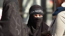 Rückkehr von der Terrormiliz: IS-Frauen kommen nach Deutschland zurück