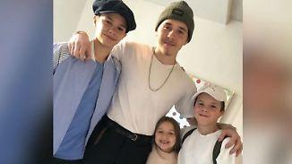 Promi-News des Tages: Brooklyn Beckham beglückt Mama Victoria