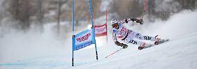 Traurige Realität: Stefan Luitz wird die Olympischen Spiele aufgrund eines Kreuzbandrisses verpassen.