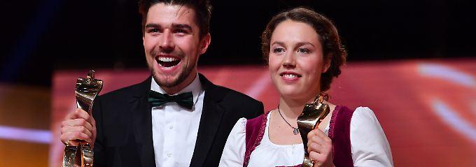 """Wahl zum """"Sportler des Jahres"""": Dahlmeier und Rydzek krönen Sportjahr 2017"""