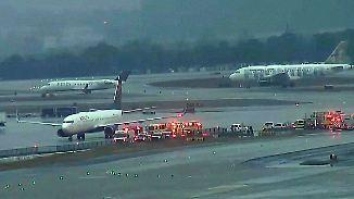 Verkehrsreichstes Drehkreuz der Welt: Stromausfall stürzt Flughafen in Atlanta ins Chaos