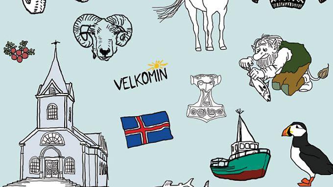 """""""So sind sie, die Isländer"""" erscheint im Know-How-Verlag."""