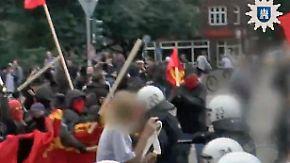 Öffentliche Foto-Fahndung: Polizei sucht mit Hilfe des Netzes nach G20-Randalierern