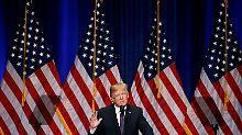 """China und Russland als Rivalen: Trump beschwört """"Ära des Wettbewerbs"""""""
