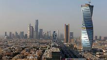 Aus dem Jemen abgefeuert: Saudi-Arabien fängt Rakete auf Palast ab