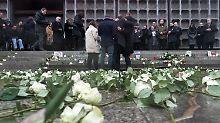 Gedenken am Breitscheidplatz: Mitgefühl ein Jahr danach