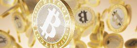 """""""Unklar, wann die Blase platzt"""": Bitcoin stellt auch Finanzexperten vor Rätsel"""
