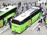 Rennen um neue Kunden: Konkurrenz für Fernbus-Anbieter wächst