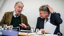 Namensfrage sorgt für Streit: AfD plant parteinahe Stiftung