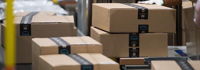 Amazon rüstet weiter auf.