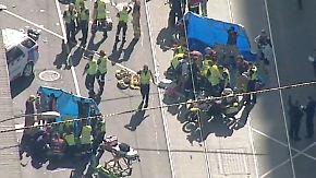 Fahrer polizeibekannt: Auto rast in Menschenmenge in Melbourne