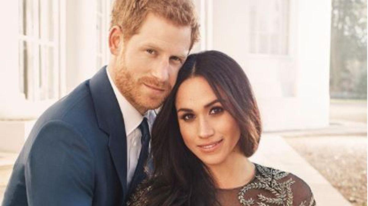 Verlobungsfoto Harry Meghan