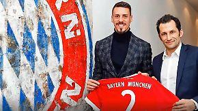 Heimkehr als Nr. 2: FC Bayern holt Wagner für Triple-Mission
