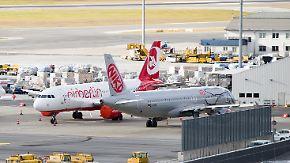 Expertenfavorit Thomas Cook: Ryanair zieht sich aus Niki-Bieterkampf zurück