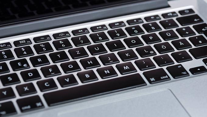 Das MacBook Pro ist das beste, aber auch mit Abstand teuerste getestete Ultrabook.
