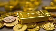 Der Börsen-Tag: Gold gibt nach, Dollar erholt sich