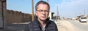 """Dirk Emmerich in Damaskus: """"Die Stimmung ist relativ gelassen"""""""