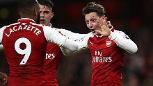 Viele Tore, wenig Punkte: Arsenal und Liverpool bieten Spektakel