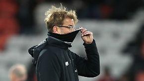"""Zum englischen Fußballspektakel: Liverpool gegen Arsenal war """"ein verrücktes Spiel"""""""