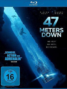 """""""47 Meters Down"""" ist bei Universum erschienen."""