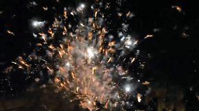 Weihnachtsfest weltweit: Feuerwerk auf Kuba gerät außer Kontrolle