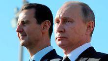 Weichenstellung in Sotschi: Opposition lehnt Syrien-Konferenz ab