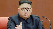 """Weg von """"Sprache der Sanktionen"""": Russland und USA telefonieren zu Nordkorea"""