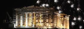 Von Koffer bis Feuerwerksverbot: 31.12. So feiern andere Länder Silvester