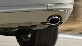 Das Fahrverbot für Dieselfahrzeuge könnte 2018 in Großstädten kommen.