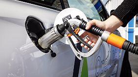 Autos mit Gas-Antrieb gibt es seit 20 Jahren. Durchsetzen konnten sie sich nicht.
