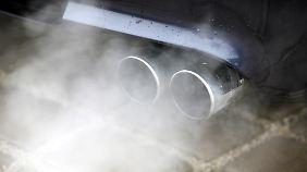 Geplant ist auch eine blaue Umweltplakette für Diesel.