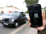 Softbank kauft Beteiligungen auf: Discount-Deal wertet Uber drastisch ab