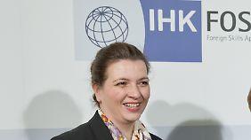 Bei der IHK FOSA werden ausländische Abschlüsse anerkannt, laut Geschäftsführerin Klembt-Kriegel verläuft das Verfahren meistens positiv.