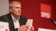 Bausewein will OB bleiben: Thüringer SPD-Chef schmeißt hin