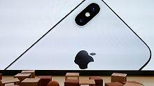 Chinesen auf dem Vormarsch: Apple bleibt am wertvollsten