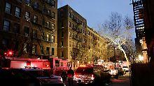 Brandkatastrophe in der Bronx: Kind löste tödliches Feuer aus