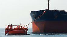 Sanktionsbruch auf hoher See?: Nordkorea kaufte wohl russisches Öl