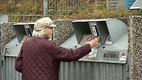 Nur zahlen, was man wirklich wegwirft: Wernigerode personalisiert die Müllentsorgung