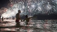 Hallo 2018!: So feiert die Welt ins neue Jahr