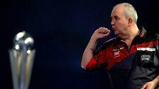 Der beste Darts-Spieler tritt ab: Phil Taylor wird zum Abschied gefeiert