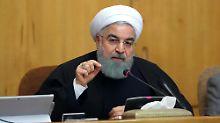 Uneinigkeit über Reformen: Irans Regime ringt um Umgang mit Protesten