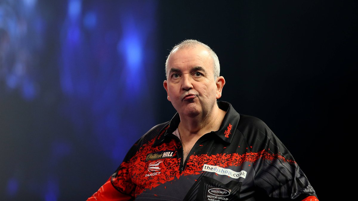 there is only one phil taylor