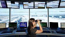 Probleme am Flughafen Frankfurt: IT-Panne sorgt für Flugausfälle