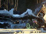 Lkw-Kollision in Italien: Familie stirbt nach Tanklasterexplosion